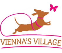 Vienna's Village Dog Hotel & Doggy Daycare Centre Logo
