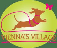 Vienna's village logo footer